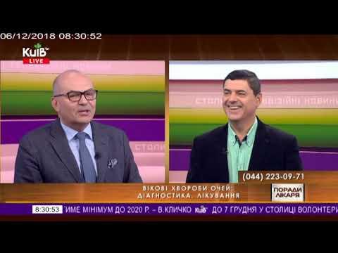 Телеканал Київ: 06.12.18 Громадська приймальня 08.10