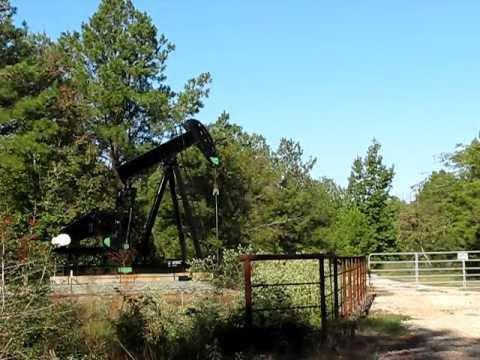 Texas Oil Well