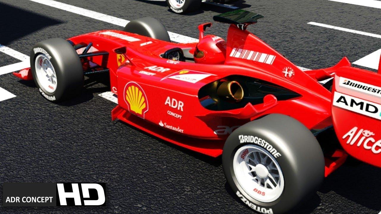Grand Prix F1 2017 Running Of Animation Hd Short Film S Max Melbourne Australia
