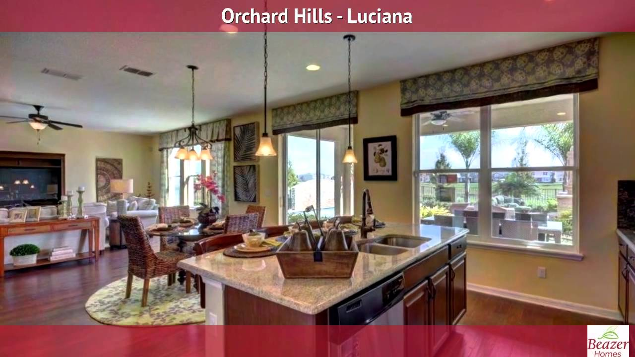 orchard hills the luciana virtual tour youtube
