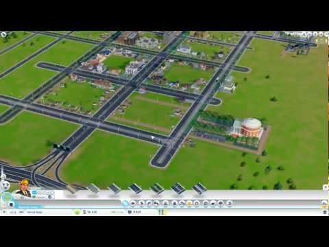 Гайд по дорогам SimCity (2013) часть 1.