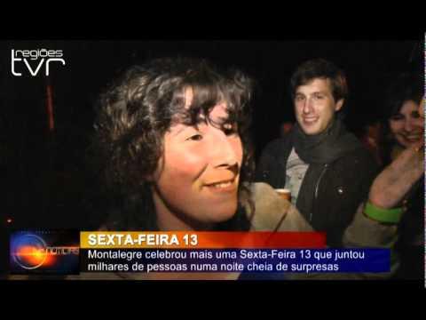Sexta-Feira 13 Maio 2011 | Noite das Bruxas | Montalegre - Reportagem TV Regiões