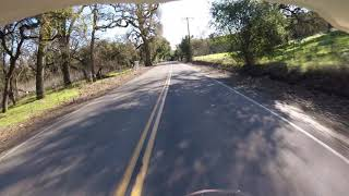 Foothill road