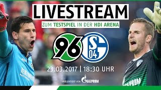 Hannover 96 vs Schalke 04 full match