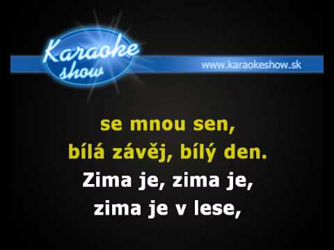 HANA ZAGOROVÁ   ZIMA, ZIMA