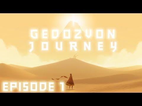 Journey - 100% Прохождение - Episode 1 - Мы нашли друга!