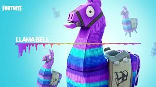 Fortnite Llama Bell Soundtrack **LEAKED EMOTE!**