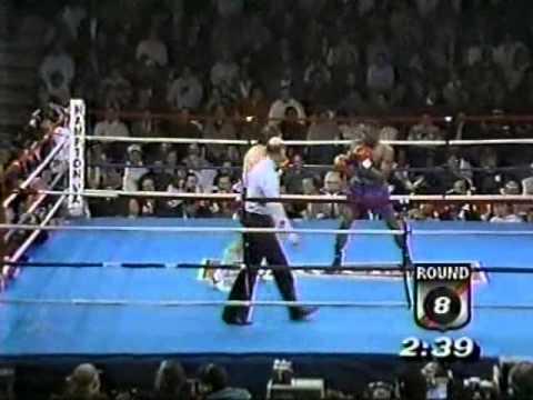 Pernell Whitaker vs Greg Haugen