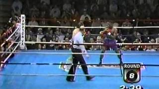 Pernell Whitaker vs Greg Haugen