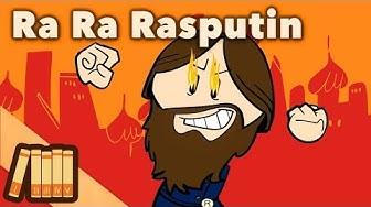 Rasputin - Catalyst for Revolution - Extra History