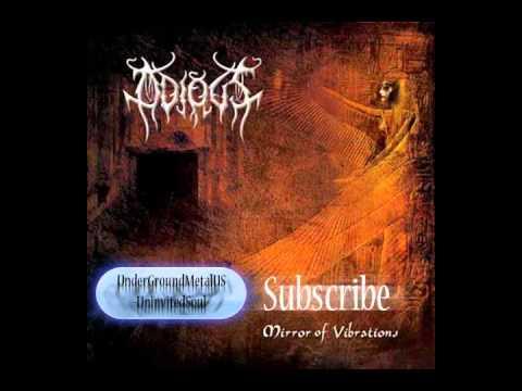 Odious - Poems Hidden On Black Walls (Underground - Oriental black metal -)