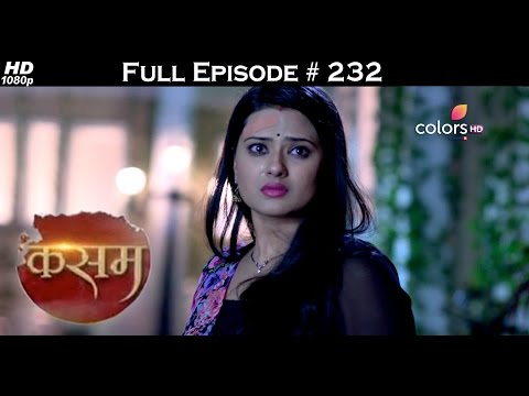 Kasam - 24th January 2017 - कसम - Full Episode (HD)