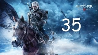 The Witcher 3 Wild Hunt Прохождение Серия 35 (Дикое сердце)