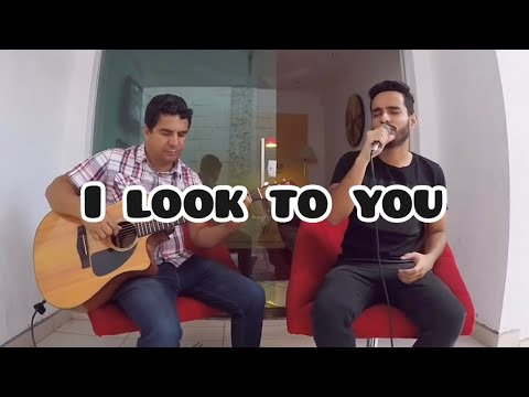 Gabriel Henrique- I Look To You - Whitney Houston (Acoustic Version)