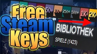 Free Steam Game Keys bekommen! [German/Deutsch] Rund um Steam|STicKS