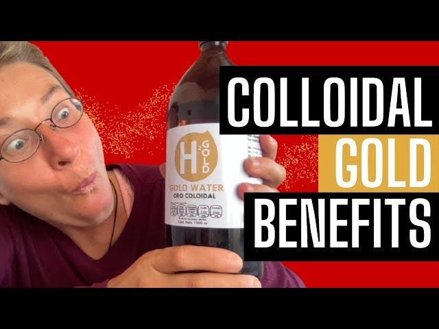 Colloidal Silver and Colloidal Gold Benefits (feat. Ryok, channeled by Tyler Ellison)