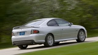 Best Pontiac GTO exhaust sounds