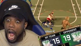 I GOT EXPOSED! GAME WINNER ANKLE BREAKER ON ME! NBA 2K17 Park