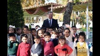 Неделя Президента Узбекистана (22-28 октября 2018г.,