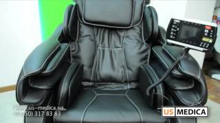 Массажное кресло Infinity 3D(Массажное кресло Infinity 3D — это роскошное, высококачественное массажное кресло от компании US Medica. http://us-medica.ua..., 2015-11-17T16:23:08.000Z)