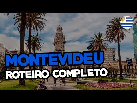 Montevidéu - Roteiro básico pela cidade
