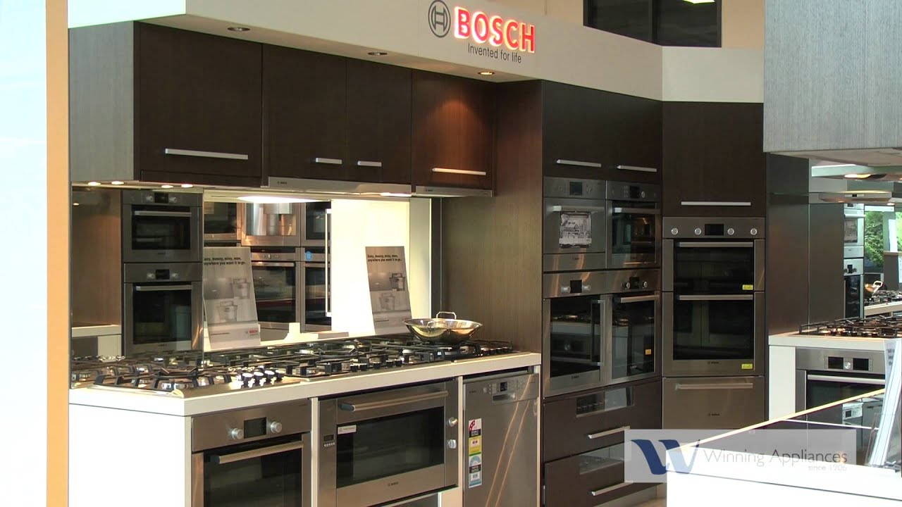The latest kitchen appliance trends - Winning Appliances - YouTube