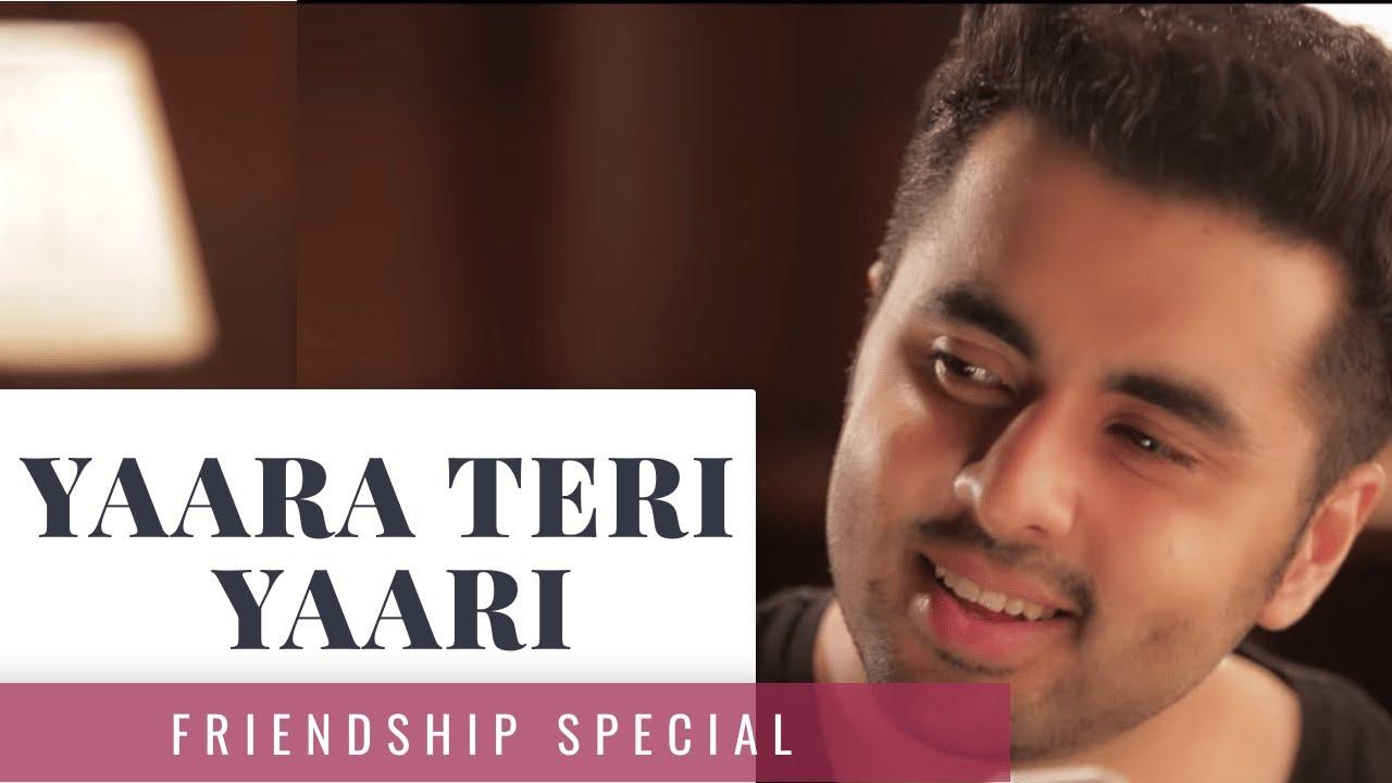 Yaara Teri Yaari | Singh'sUnplugged lCover | Gurashish Singh|T.S.K Music|Retro | Old song