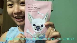 Innisfree My Real Pet Mask
