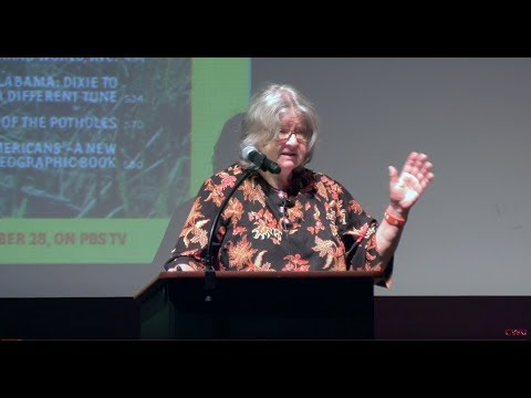 Dr. Birute' Mary Galdikas speaks at CWU