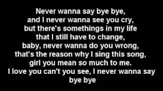 Soundbwoy ft doctor   never wanna say bye bye