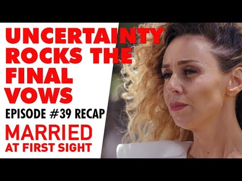 Episode 39 Recap: Heidi and Mike are uncertain as they make their Final Vows | MAFS 2019