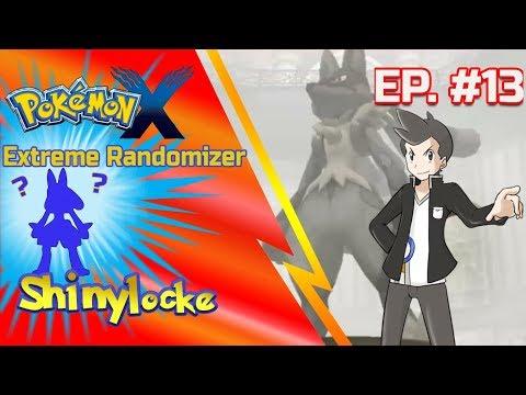 Taking on Korrina - Pokemon X Extreme Randomizer Shinylocke Ep. 13 - 동영상