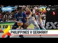 Philippines in dramatic game vs. Germany! | Women's Full Game | FIBA 3x3 World Cup 2018