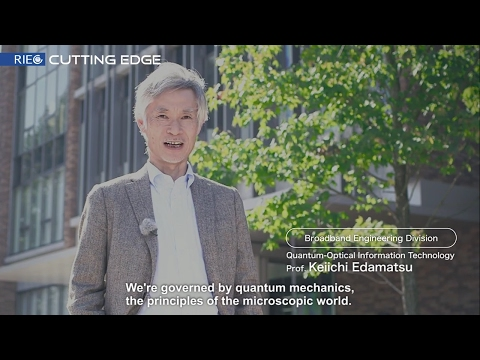 Quantum Optical Information Technology(Edamatsu, Mitsumori & Sadgrove Group)