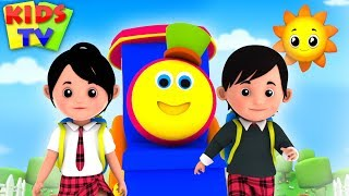 It's time to go to School | Kids Song & Baby Nursery Rhyme | Preschool Songs for Children