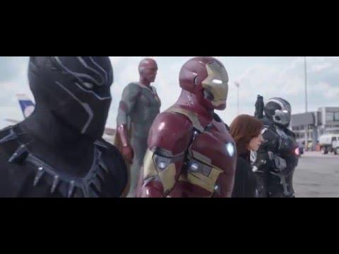 Captain America 3: Civil War (İç Savaş - Kahramanların Savaşı) Türkçe Altyazılı Super Bowl TV Spotu