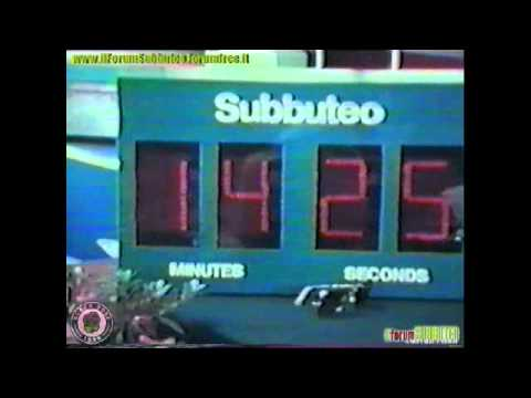 Subbuteo: Wembley 1977, mondiale 1978, europeo 1980, mondiale 1990
