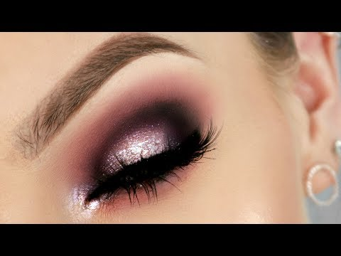 Glitter Eyes Makeup Tutorial
