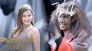 Daig Kayo Ng Lola Ko: Chickbalang disguises as a mortal