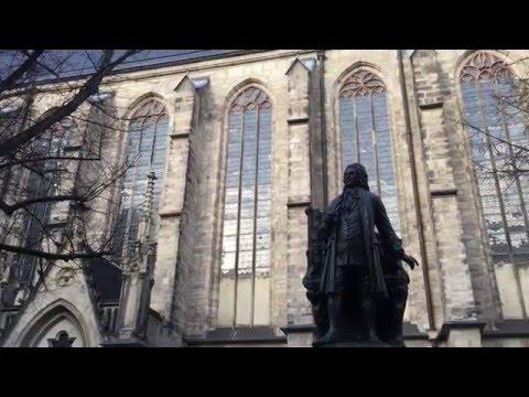 Vlog 2: Hello, Leipzig