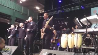 Robert Jeandor i su solo banda show Ahinda Aruba Dag 2013