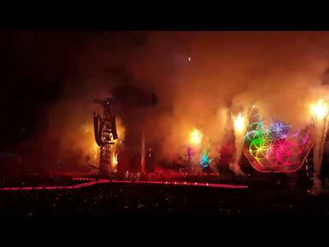 Coldplay - Vancouver, Sep 29 2017 - A Head Full of Dreams