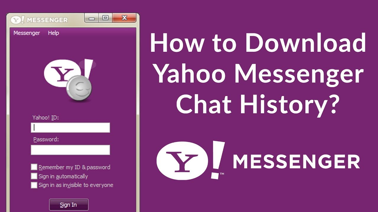 old yahoo messenger free download for windows 7
