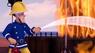 NOWE Strażak Sam  Sam ratuje każdego Strażak kreskówka dla dzieci