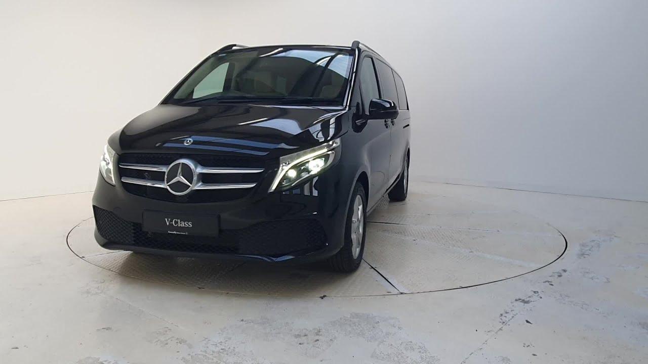Download 211071071 - 2021 Mercedes-Benz V-Class V 250D AVANTGARDE E AT 77,900