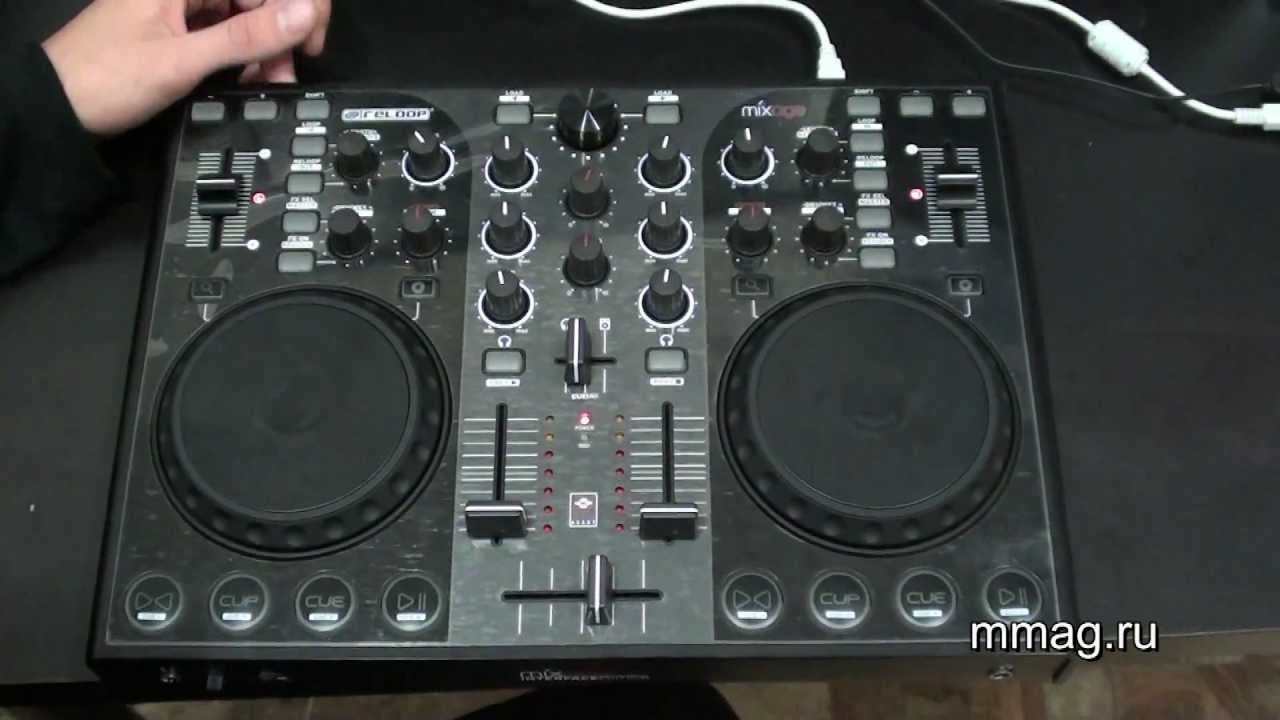 RELOOP MIXAGE IE DJ CONTROLLER ASIO WINDOWS DRIVER