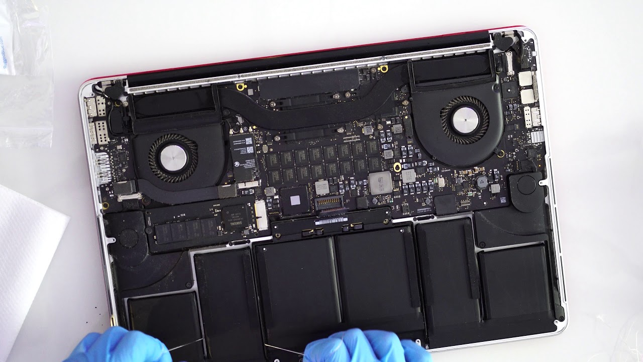 """Replacing Battery for Macbook Pro 15"""" Late 2013 (iFixit ..."""