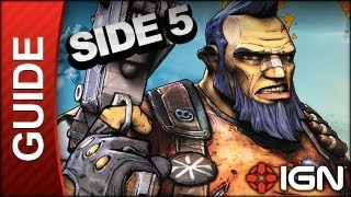 Borderlands 2 Walkthrough - Symbiosis - Side Missions (Part 5)