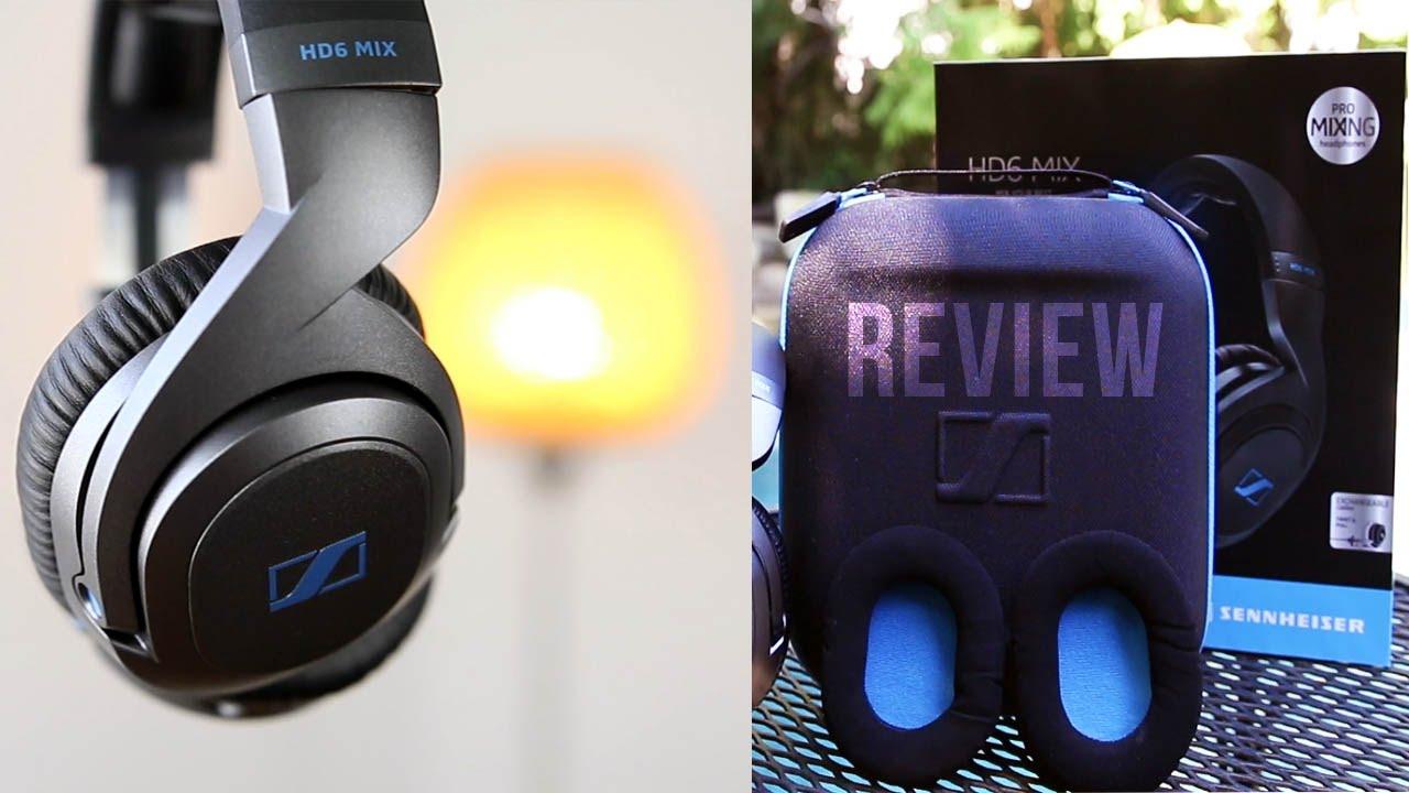 sennheiser hd6 mix review my favorite studio headphones youtube. Black Bedroom Furniture Sets. Home Design Ideas