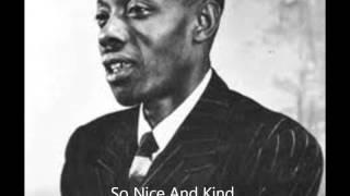 St. Louis Jimmy Oden-So Nice And Kind